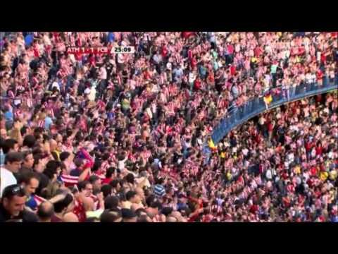 Atletico Madrid 1-2 FC Barcelona- La Liga 10-11 Fixture 3