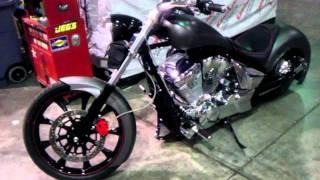 9. 2010 Honda fury custom FOR SALE