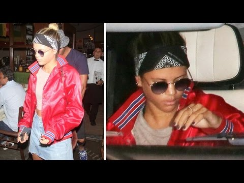 Sofia Richie Faced With Selena Gomez Questions After Bieber Deletes Instagram