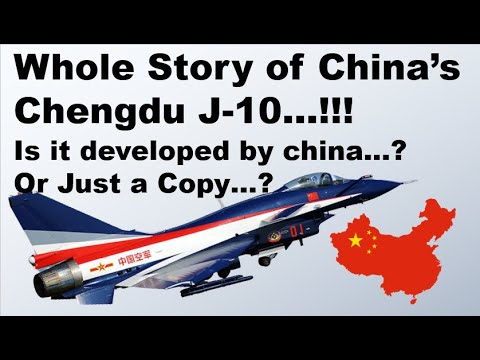 The video is based on Chinese fighter...