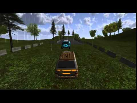 Video of Rally SUV Racing All Road 3D