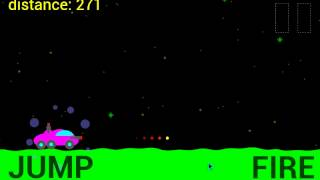 Moon Racer - 2D Retro Shooter YouTube video