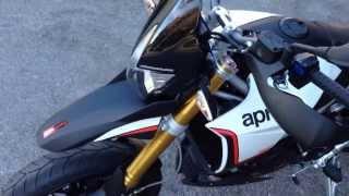 10. Aprilia Dorsoduro 750 ABS 2013 Sound