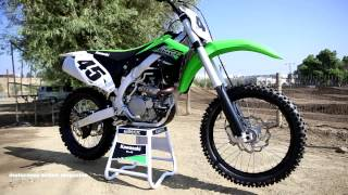 3. First Ride 2015 Kawasaki KX450F -Motocross Action Magazine