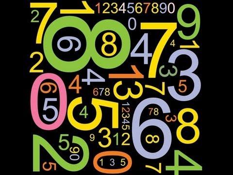 Spanische Zahlen für Kinder (0 bis 30)