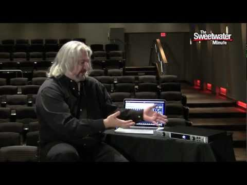 Sweetwater Minute – Vol. 127, Universal Audio Apollo Audio Interface Overview