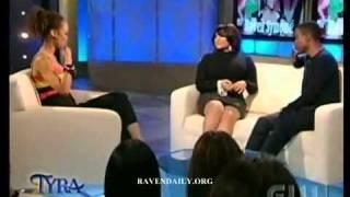 Raven Symone -- Tyra Show - YouTube