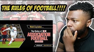 Video The Rules of Football (Soccer or Association Football) - EXPLAINED Reaction MP3, 3GP, MP4, WEBM, AVI, FLV Juli 2018