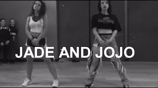 JADE CHYNOWETH and JOJO GOMEZ @beyonce  Flawless choreography at @dancemdcdenver 💋