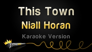 Niall Horan - This Town (Karaoke Version) Video