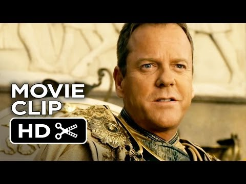 Pompeii Clip 'He Would Not Dare'