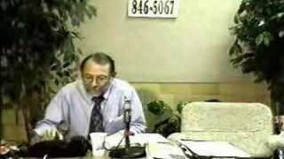 Prank Call to Live Call-In Show (T-Dawg)