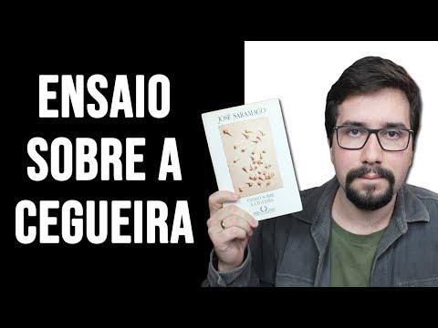 ENSAIO SOBRE A CEGUEIRA, de José Saramago - Resenha