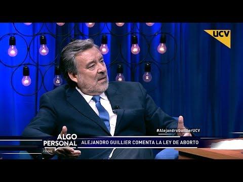 video Alejandro Guillier da su opinión respecto a la ley de aborto