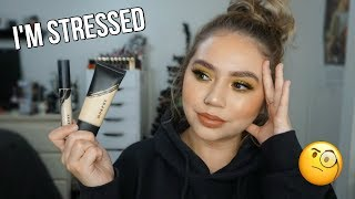 MORPHE FLUIDITY FOUNDATION & CONCEALER | WEAR TEST & FIRST IMPRESSIONS