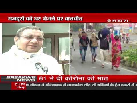 AAP नेता सुशील गुप्ता से खास बातचीत