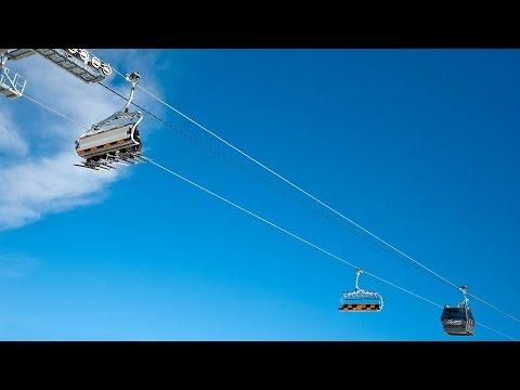 Voyagez à bord du téléporté mixte des Jeux à l'Alpe d'Huez