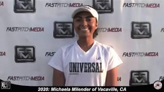 Michaela Milender