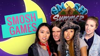 SMOSH SECRETS REVEALED (Smosh Summer Games)