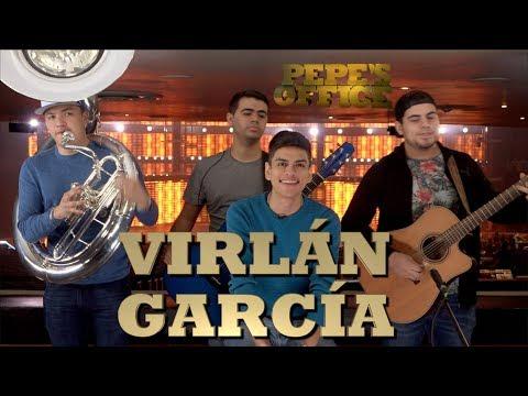 VIRLÁN GARCÍA NOS COMPARTE SUS ÉXITOS - Pepe's Office - Thumbnail
