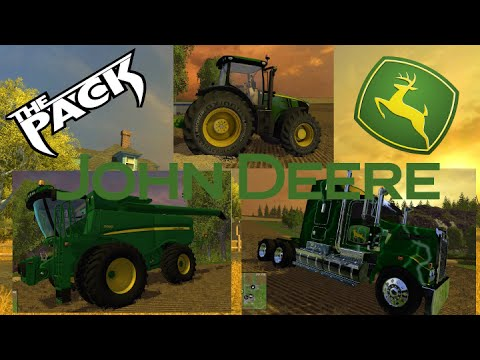 Mega Pack John Deere  V1