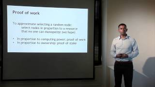 Lecture 2 — How Bitcoin Achieves Decentralization