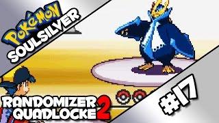 17 | LANCE IN YOUR PANTS | Pokémon SoulSilver Randomizer Quadlocke 2 by Ace Trainer Liam