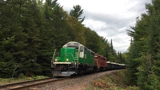 Ishpeming (MI) United States  City new picture : A Day in the Life of the Mineral Range Railroad - Pure Michigan Trains