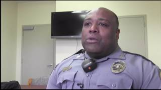 FGH police officer receives 'Kindness In Action' recognition