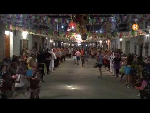 El Diputat Baldoví participa de les danses de Guadassuar com a Cap de Dansa