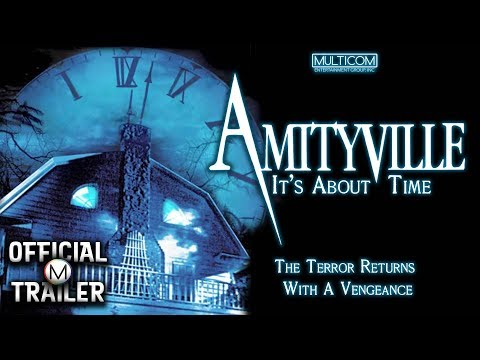 AMITYVILLE: IT'S ABOUT TIME (1992) | Official Trailer #2 | 4K