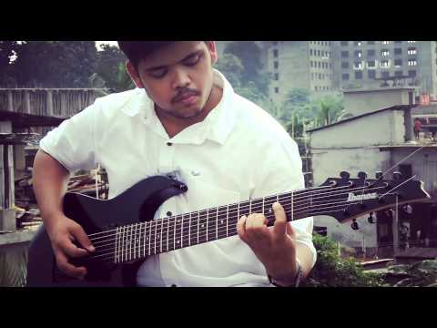 Arsenic-Tides guitar Playthrough by Rishav Singha and Mintu Mushahary