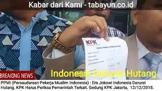 Video Heboh, PPMI : Indonesia Darurat Hutang, Jokowi Harus Tanggung Jawab MP3, 3GP, MP4, WEBM, AVI, FLV April 2019