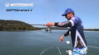 Watersnake GPSmart Electric Motor Instructions - 5. Anchor Mode