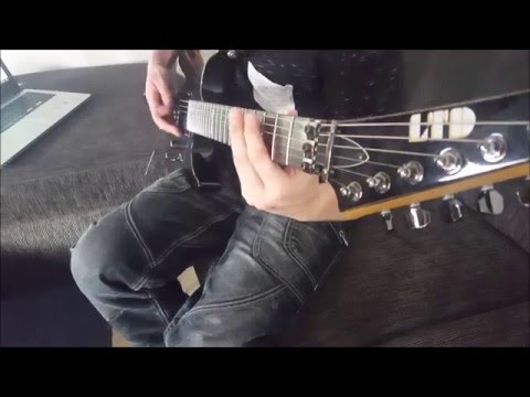 Killswitch Engage - The Great Deceit (cover) Incarnate 2016