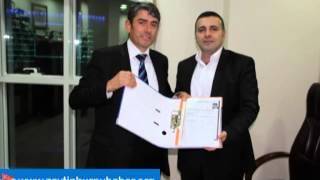 Ak Parti Zeytinburnu Belediye Başkanlığı İçin Mimar Cemil Coşkun Budak Dosyasını Teslim Etti
