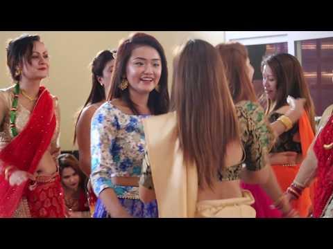 Video Teej dance pokharali didi baine (Darbarthok) download in MP3, 3GP, MP4, WEBM, AVI, FLV January 2017
