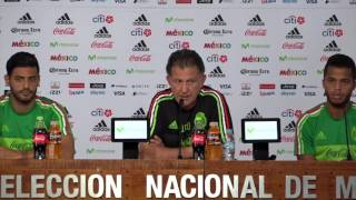 A un día de que regrese el Hexagonal Final al Azteca, el profe y nuestros atacantes atendieron a la prensa desde el CAR. No te pierdas lo que dijeron.