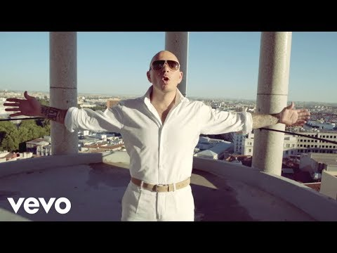 Video oficial de Get It Started - Pitbull y Shakira