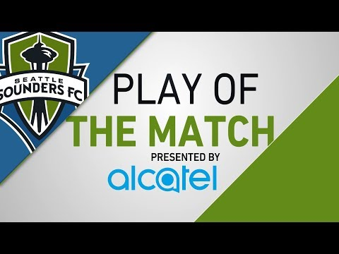 Video: Alcatel Play of the Match: Marshall opens up scoring in 400th MLS appearance