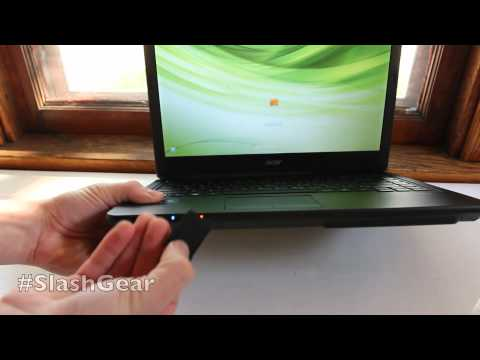 Acer TravelMate P243 business notebook hands-on for review