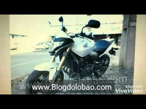 Assalto a lojas de motos em Araucária