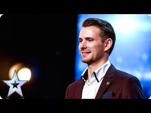 Magician Wows Britain s Got Talent