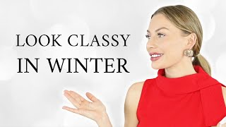 Video How to look CLASSY in winter - School Of Affluence MP3, 3GP, MP4, WEBM, AVI, FLV Agustus 2019