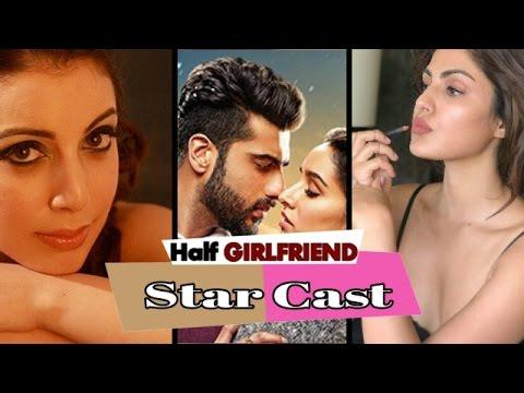 Half Girlfriend Star cast |Arjun K,Shraddha K|Chetan Bhagat