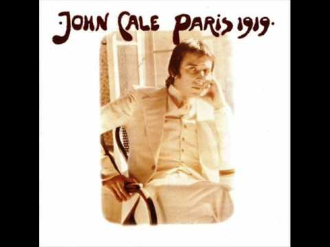 John Cale - Paris 1919 lyrics