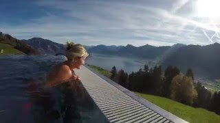 Burgenstock Switzerland  City new picture : Hotel Villa Honegg - Switzerland - Infinity Pool