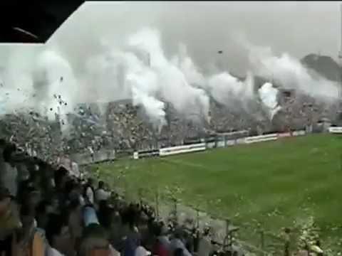 EXTREMO CELESTE- RECIBIMIENTO ESPECTACvLAR - DAVISCITO SC - Extremo Celeste - Sporting Cristal