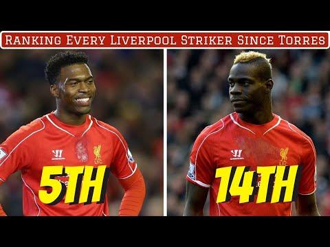 Ranking EVERY Liverpool Striker Since Fernando Torres