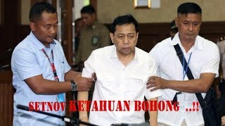 Download Video Terbongkar  !! Setya Novanto Pura Pura Sakit  Hakim Marah Besar MP3 3GP MP4